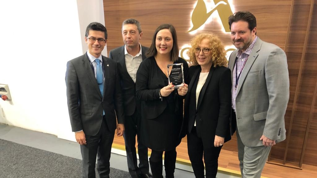 AccorHotels EMEA Awards 2019