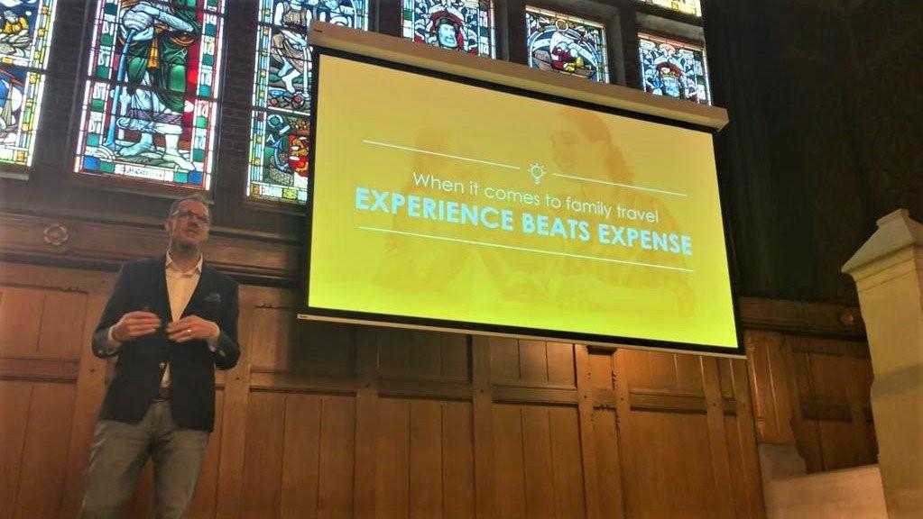 Andrew van der Feltz presents Gen Alpha