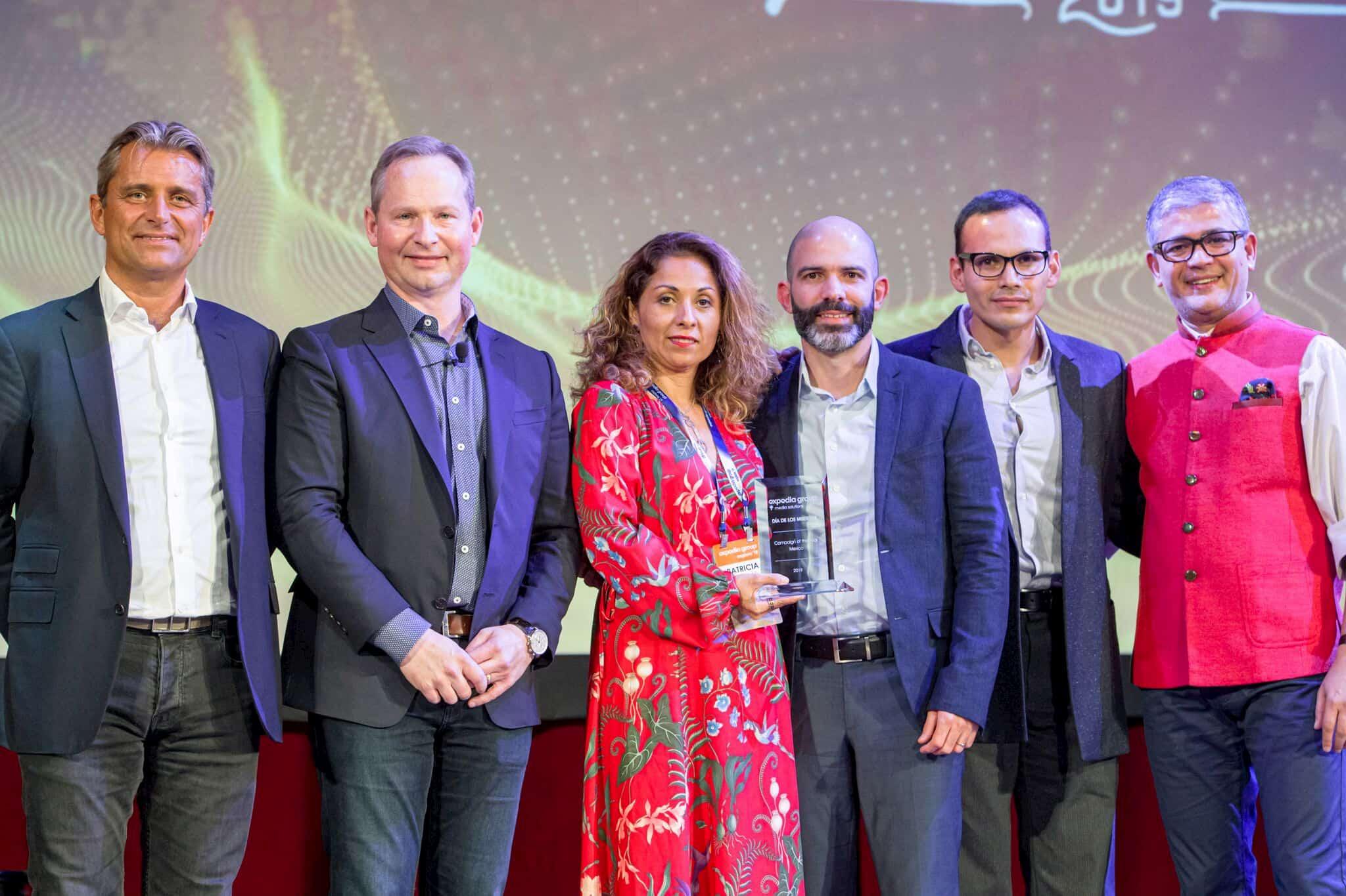 Dia de los Muertos_Partner_Awards_explore19_Expedia Group Media Solutions