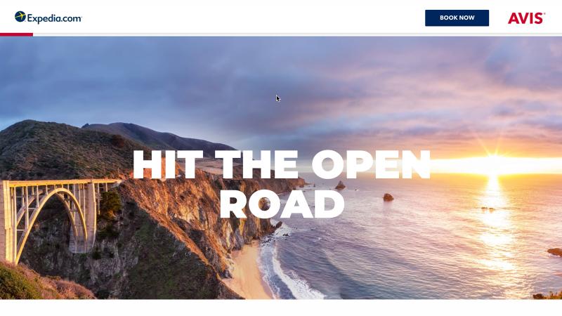 avis hit the open road