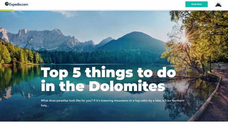 dolomites example  webinar 6 blog post