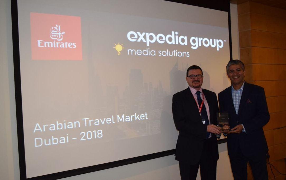 Emirates Partner award win