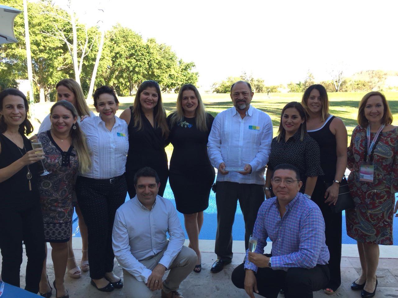 Grand Costa Maya award win