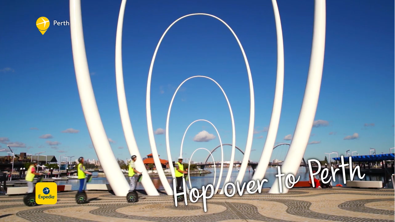 Hop over to Perth