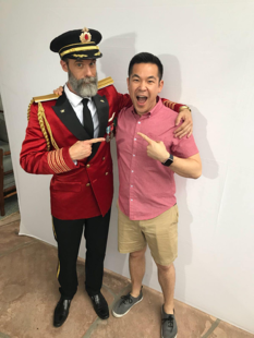 Robert Captain Obvious