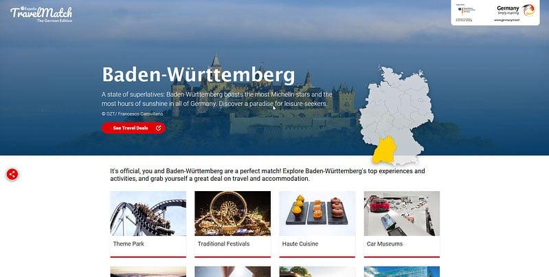 Germany Traveler Match 2