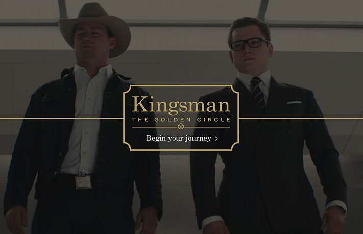 Visit Britain Kingsman