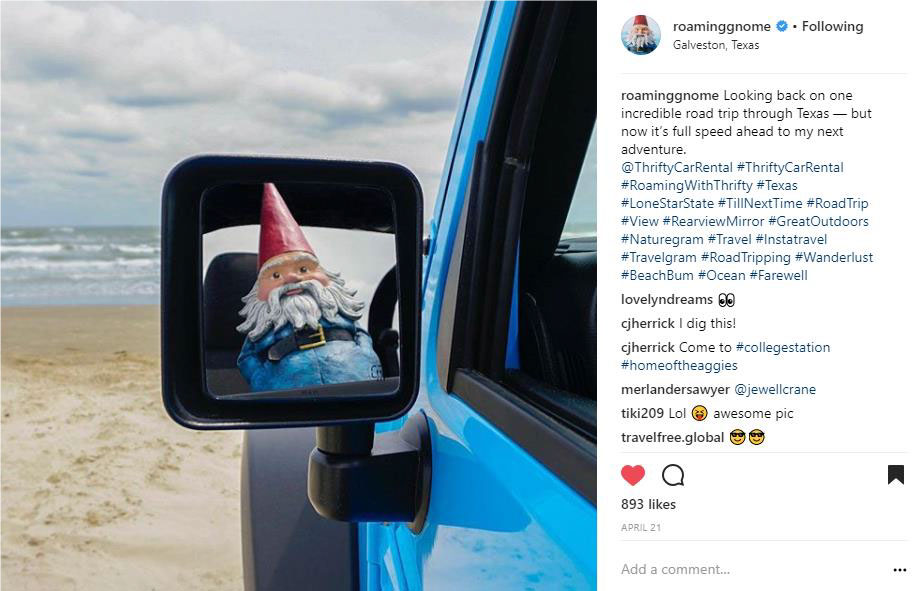 roaming gnome car rental
