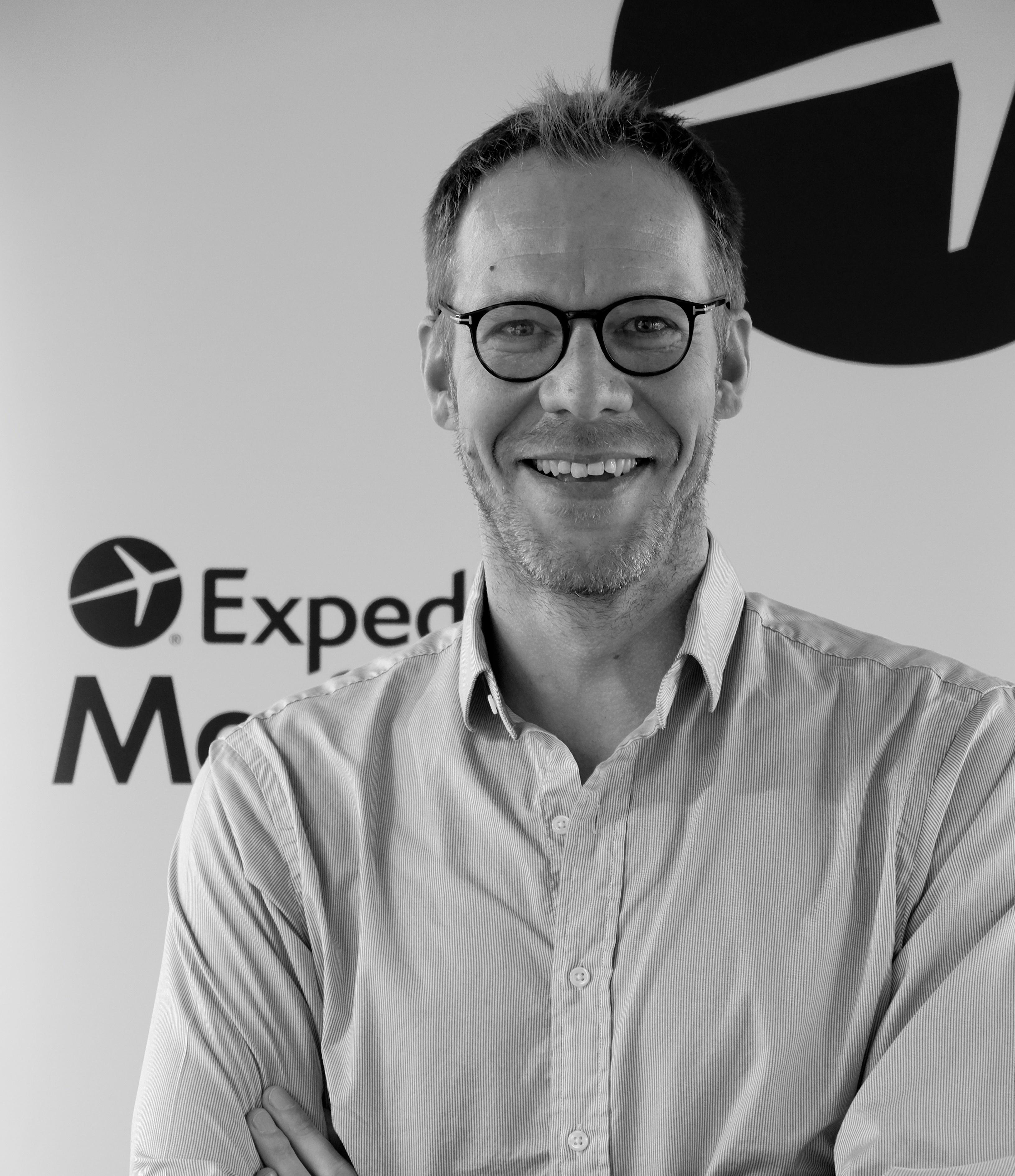 Andrew van der Feltz, Senior Director, EMEA & APAC