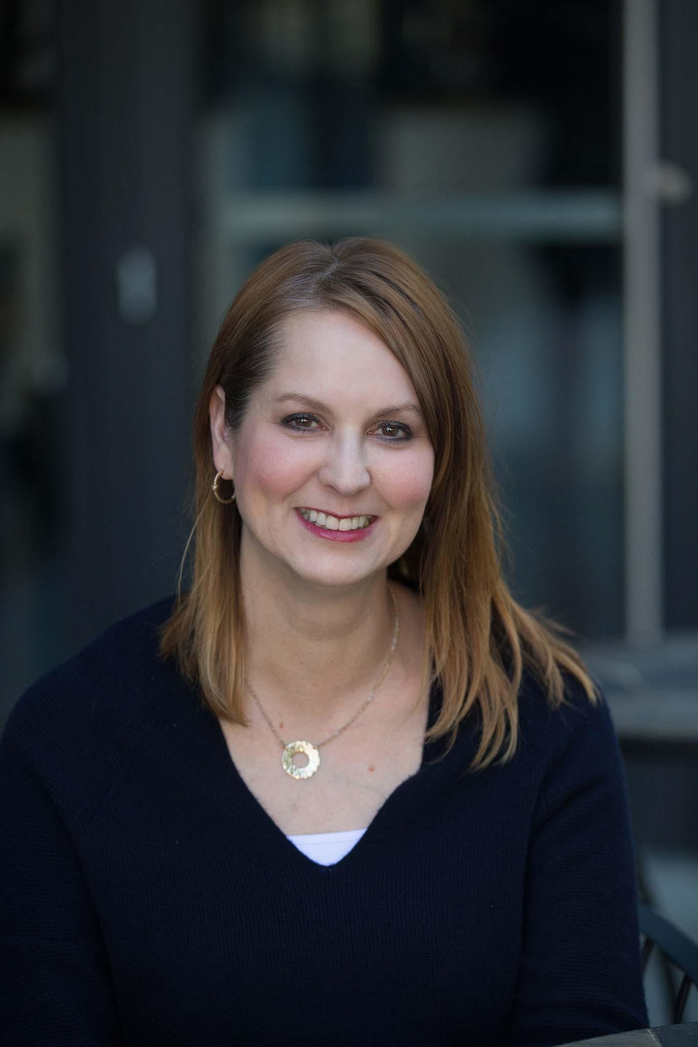 Lisa Lindberg, Vice President of Product Management